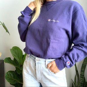 Champion vintage sweatshirt m medium